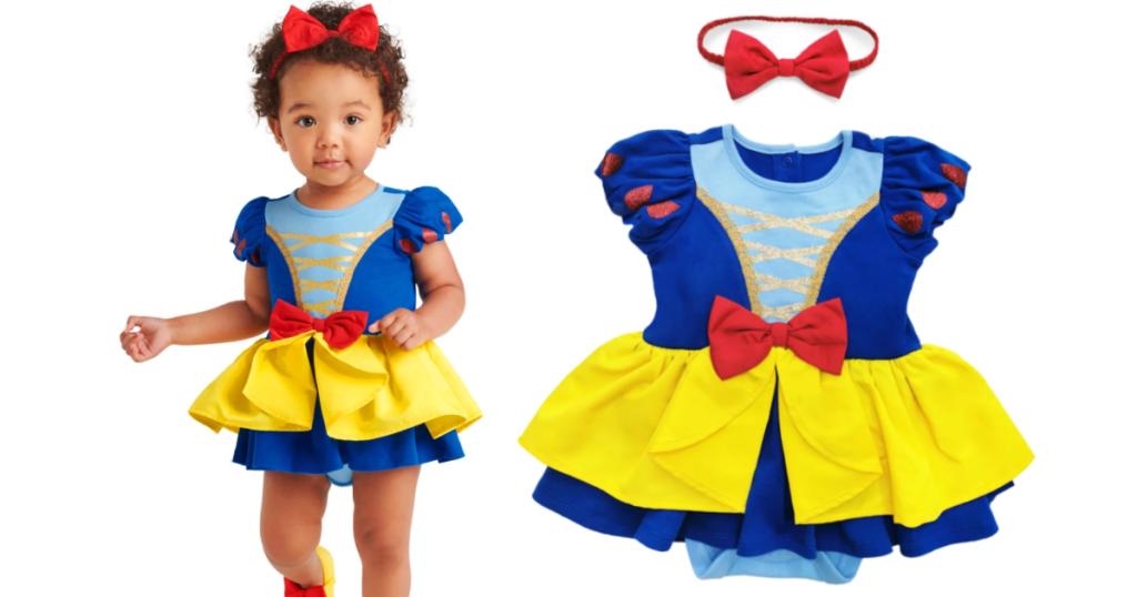 Disney baby costume