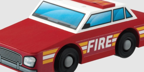 FREE Fire Chief Car Kids Activity Kit at Home Depot in October