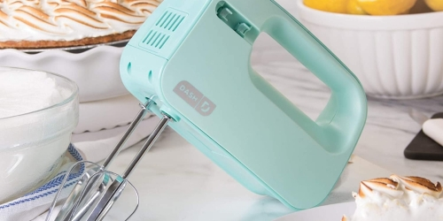 Dash Compact Hand Mixer Only $10.99 Shipped on Woot.com (Regularly $23)