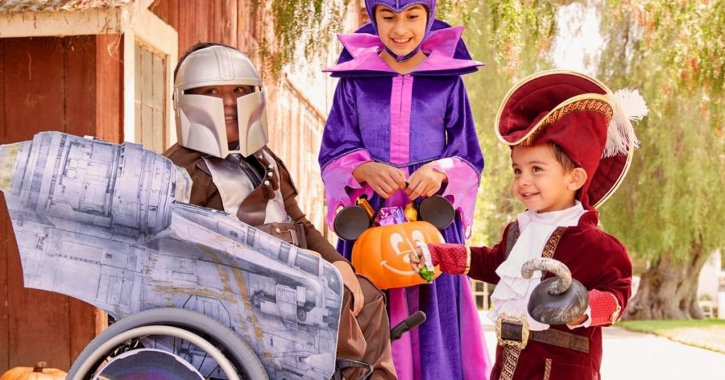 Escaped Shipping On Any Shopdisney Command | Halloween Costumes From $15 Shipped & Much