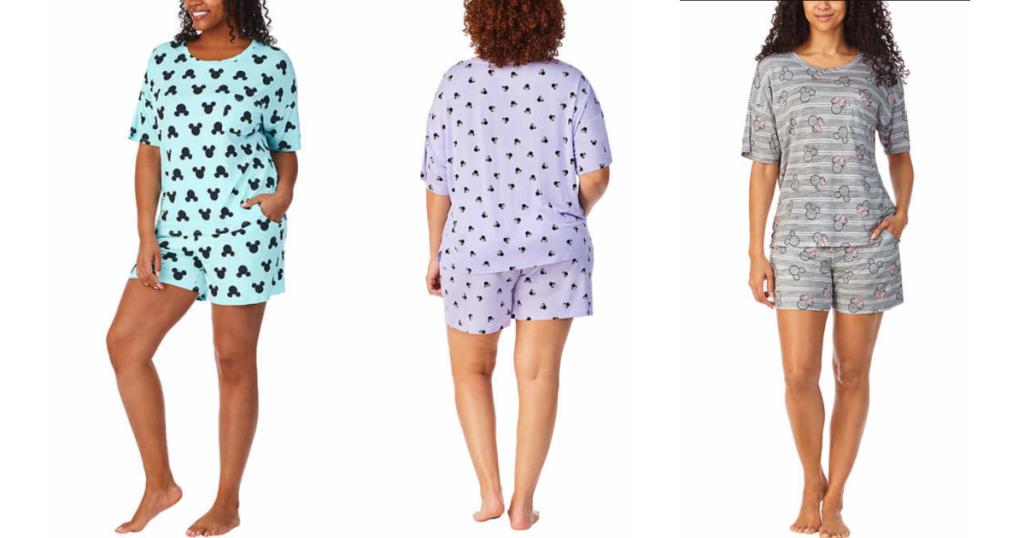 Disney Ladies Pajamas