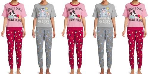 Disney Women's Sleep Joggers Only $7.88 on Walmart.com (Regularly $16)