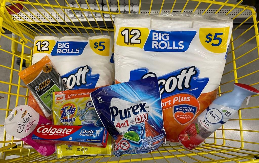 Dollar General Shopping Cart