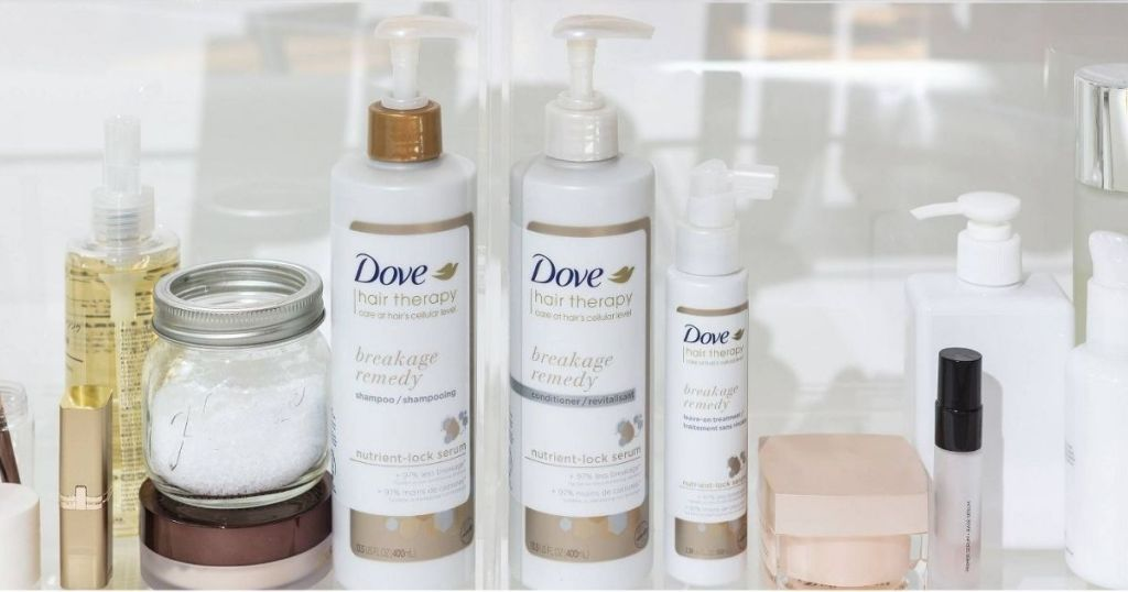 Dove Hair Therapy Breakage Remedy