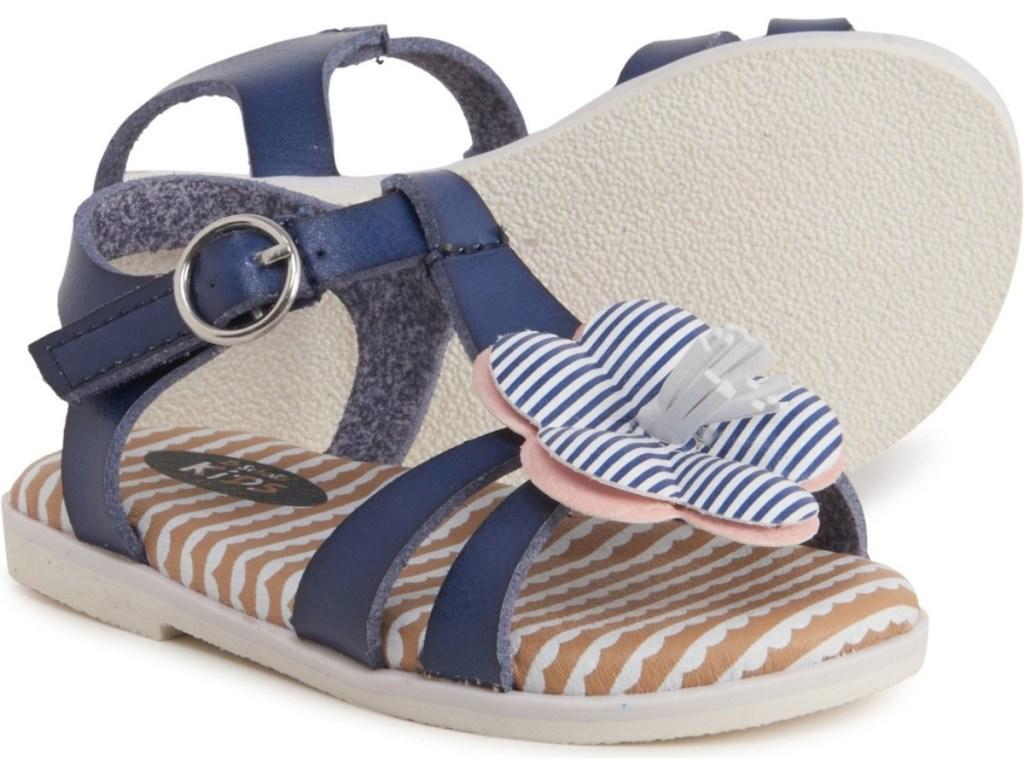 Dr. Scholl's Flower Sandals for Toddler Girls