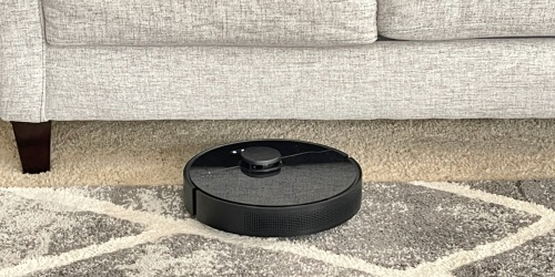 Here's Why I Like This Smart Mapping Robotic Vacuum Better Than My Roomba (+ Save $175!)