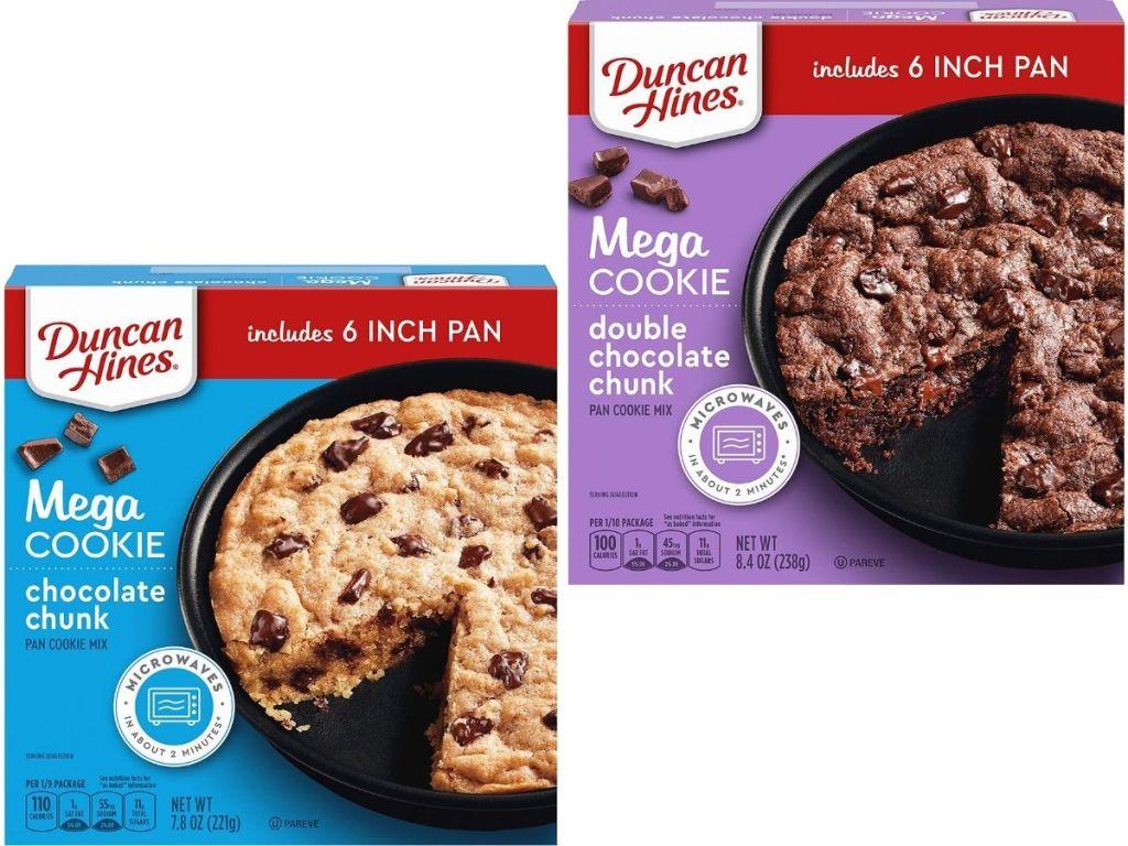 Duncan Hines Mega Cookies