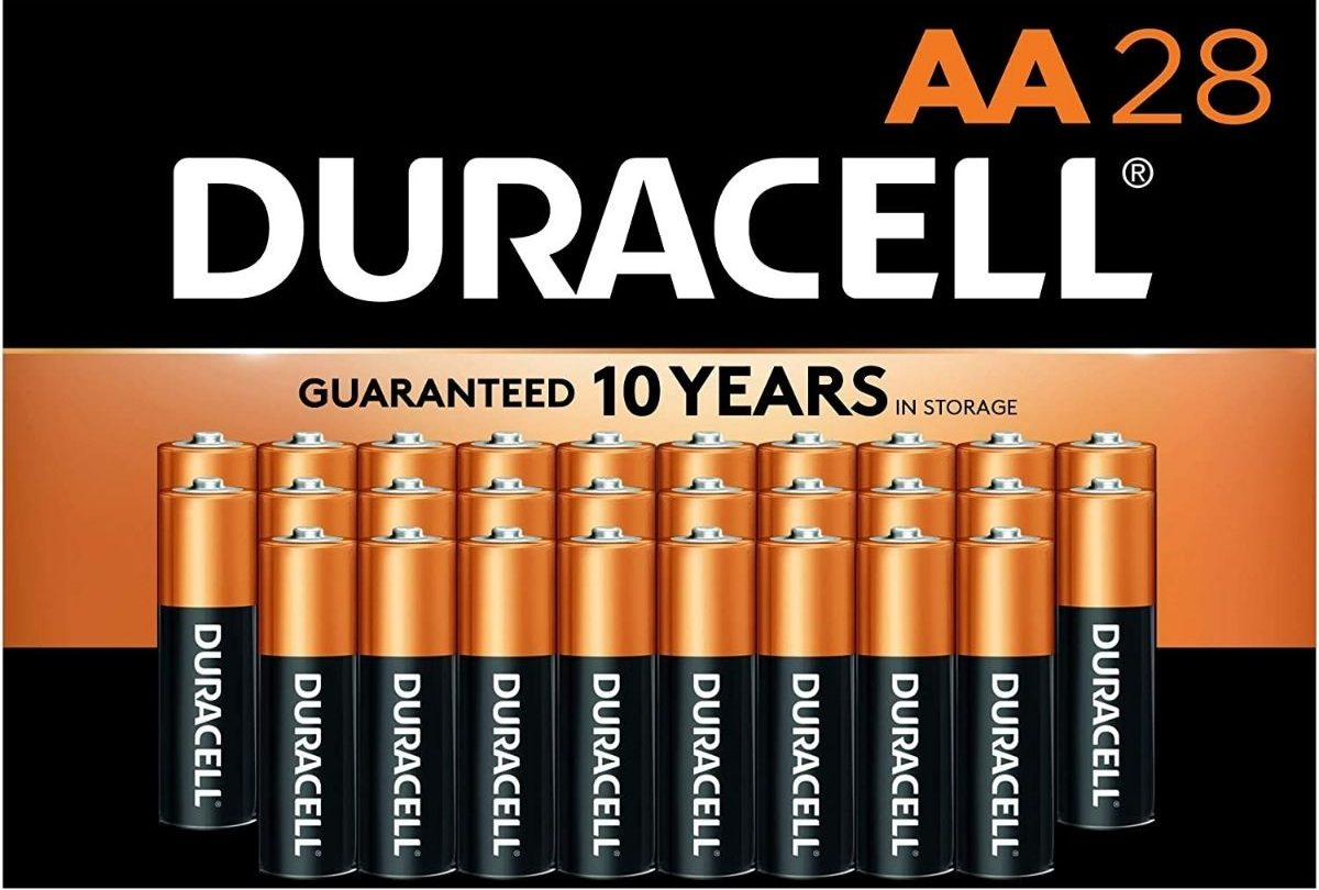 Duracell AA 28-count