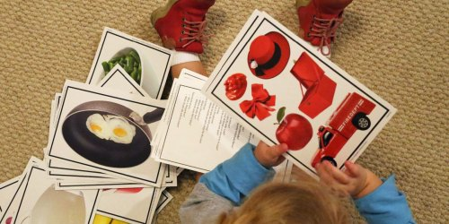 Early Learning Language Cards 160-Count Set Just $8 on Amazon (Regularly $25)