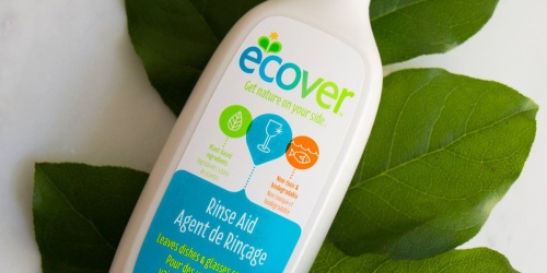 Ecover Plant-Based Rinse Aid 16oz Bottle Just $3 Shipped on Woot.com