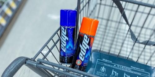 Edge Men's Shave Gel Only 99¢ After Cash Back at Walgreens