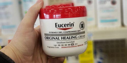 Eucerin Original Healing Cream JarOnly $6.74 Shipped on Amazon (Regularly $15)