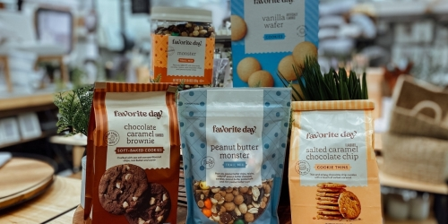 Favorite Day Snacks from $1.04 Each at Target | Save on Trail Mix, Cookies, & More