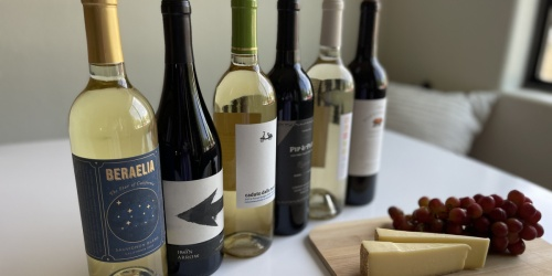 6 Bottles of Wine Only $29.95 Delivered (Just $4.99 Per Bottle) | Awesome Gift Idea