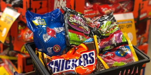 40% Off Halloween Candy Jumbo Bags at Kroger Stores | September 24th-25th Only
