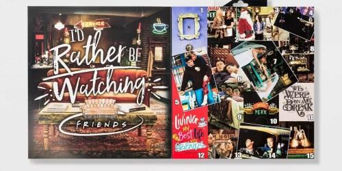 Women's 15 Days of Socks Advent Calendars Only $15 on Target.com   Friends, Disney, Elf, & More