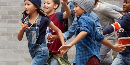 Up to 75% Off GAP Kids & Baby Apparel | T-Shirts from $3 & More