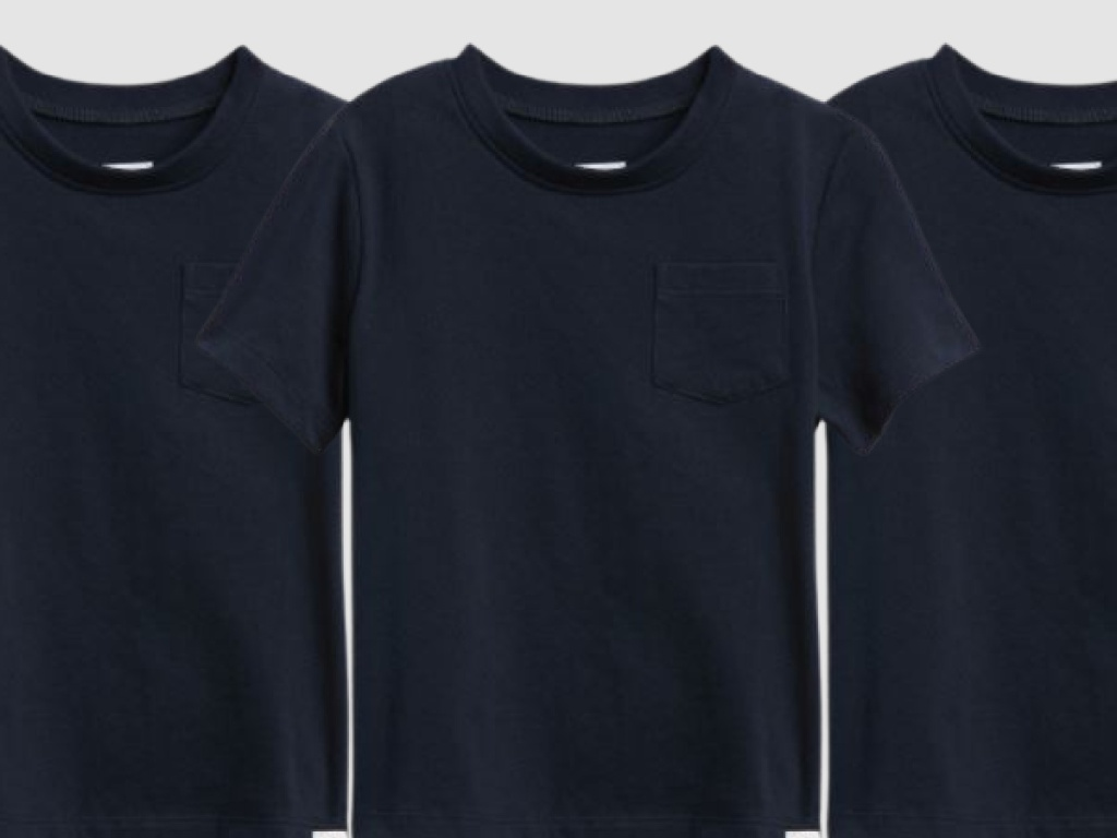 Toddle Pocket Tee Gap Clearance