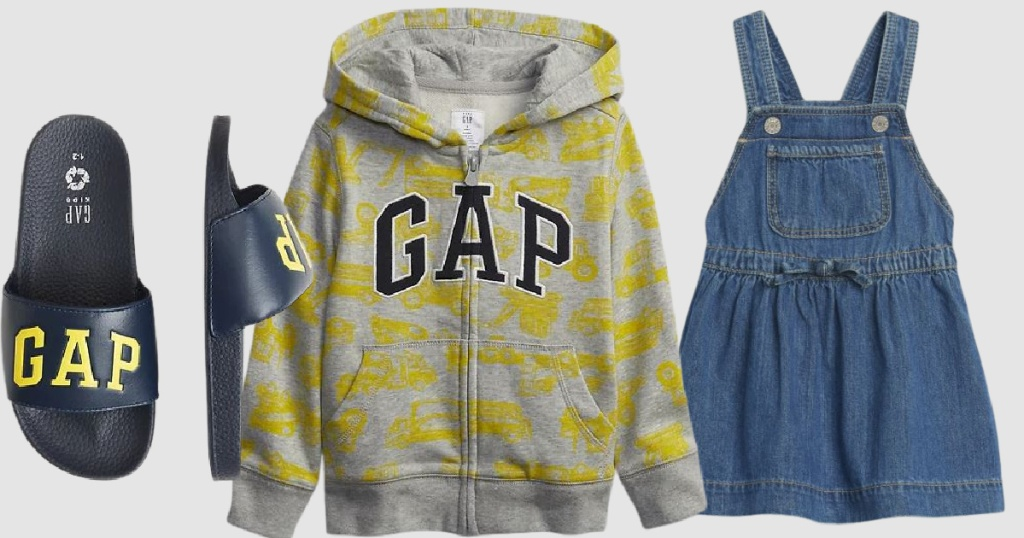 Gap Kids Clearance Toddler Slip On Shoes Sweatshirt Skirtall