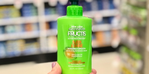 Garnier Fructis Leave-In Conditioning Cream Only $2.25 Shipped on Amazon