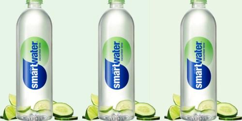 Smartwater 24oz Bottles 12-Pack Only $9.74 on Staples.com (Regularly $20)