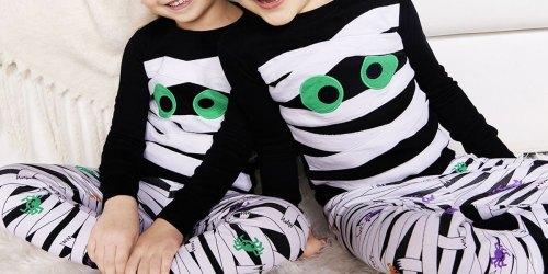 Gymboree Kids Halloween Pajamas & Slippers from $8.99 Shipped (Regularly $27)