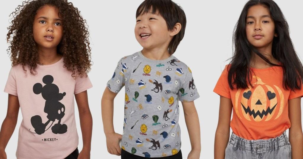 H&M Kids Apparel