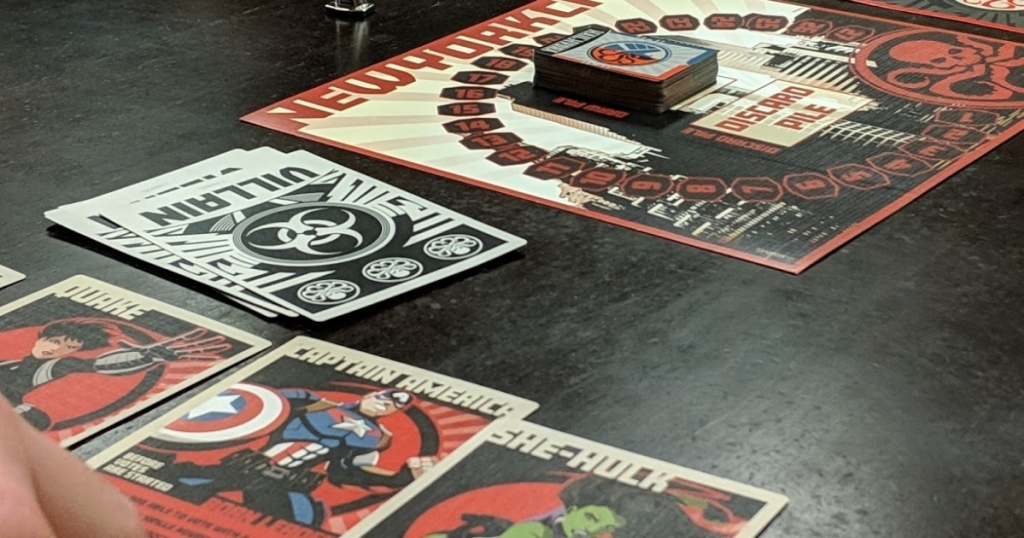 hail hydra board game pieces