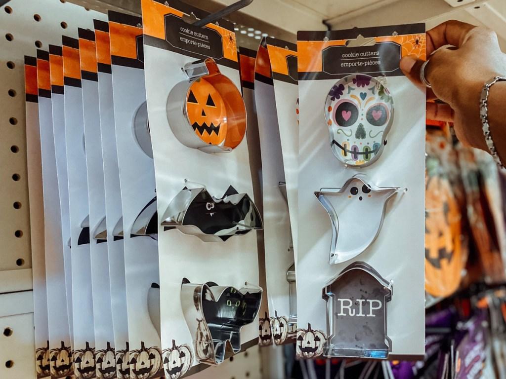 Halloween Cookie Cutter 3 Pack
