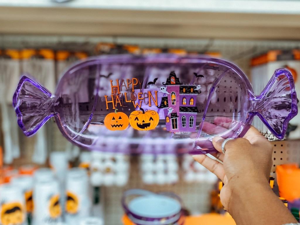Halloween Decorative Plate
