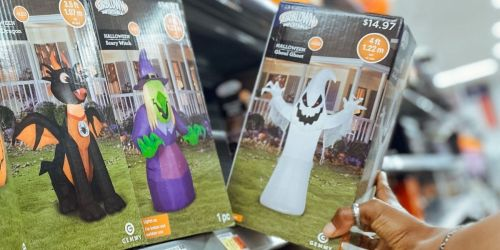 Possibly 50% Off Halloween Inflatables at Walmart | Prices from $7.49