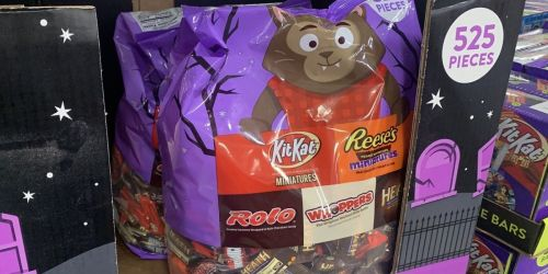 Hershey Chocolate Miniatures 525-Count Only $19.48 at Sam's Club (Regularly $23) + More Halloween Candy Deals
