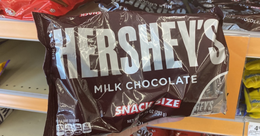 Hershey's Snack Size Candy