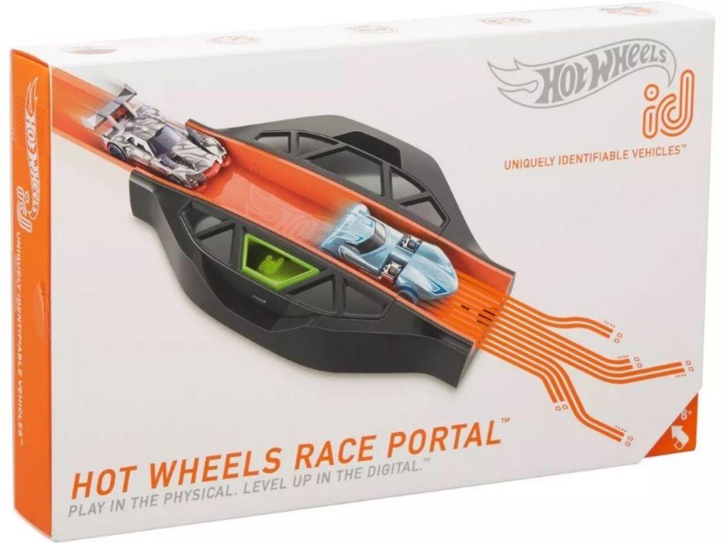 Hot Wheels Race Portal