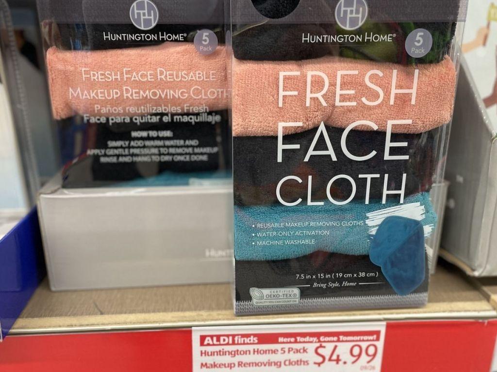 Huntington Home Fresh Face Cloth