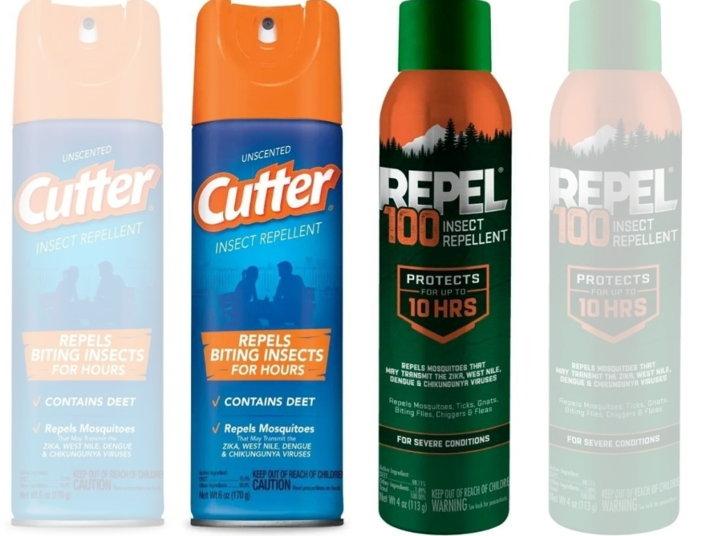 Insect & Mosquito Repellents