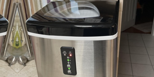 Insignia Portable Ice Maker Only $129.99 Shipped on BestBuy.com (Regularly $180)
