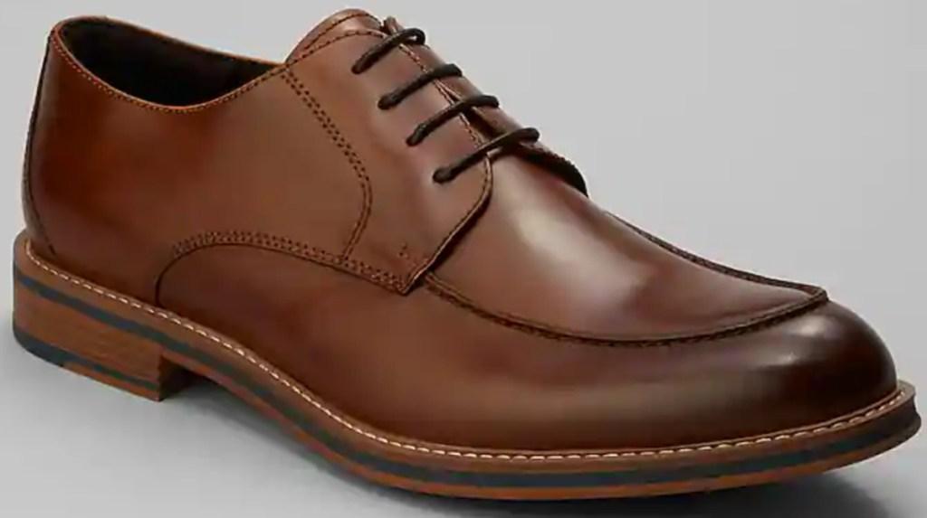 men's oxford dress shoe