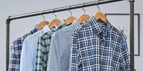 Up to 85% Off Jos. A. Bank Men's Apparel | Dress Shirts from $4.99, Pants from $9.99 & More