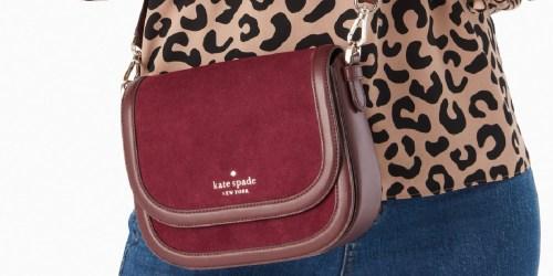 Kate Spade Blake Saddle Bag Just $79 Shipped (Regularly $300)