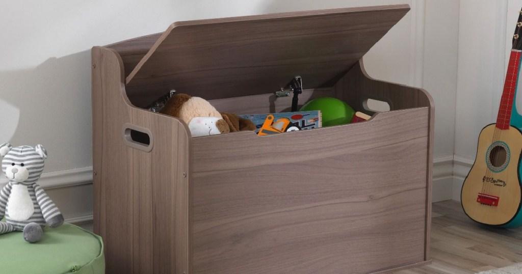 KidKraft Toy Box & Bench