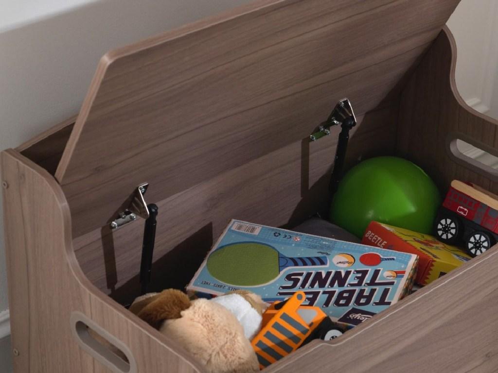 KidKraft Toy Box & Bench 2-2
