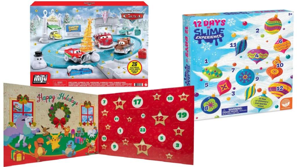 Kids Advent Calendars from Target