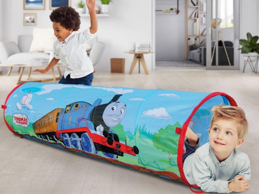 Kids Thomas the Train Tunnel