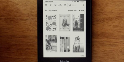 Kindle Paperwhite + 3 Months Kindle Unlimited ONLY $29.99 Shipped for Amazon Prime Student Members ($160 Value)