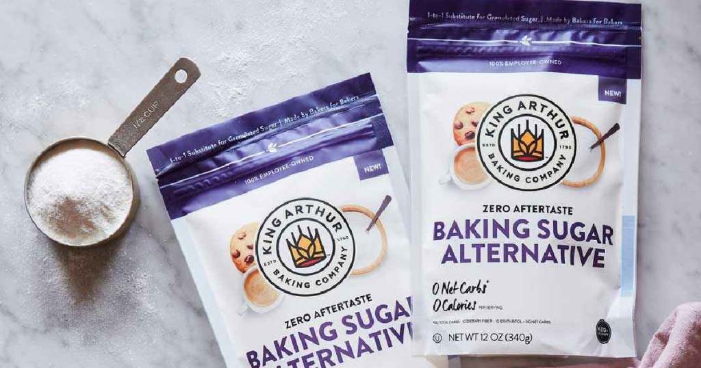 King Arthur, Baking Sugar Alternative