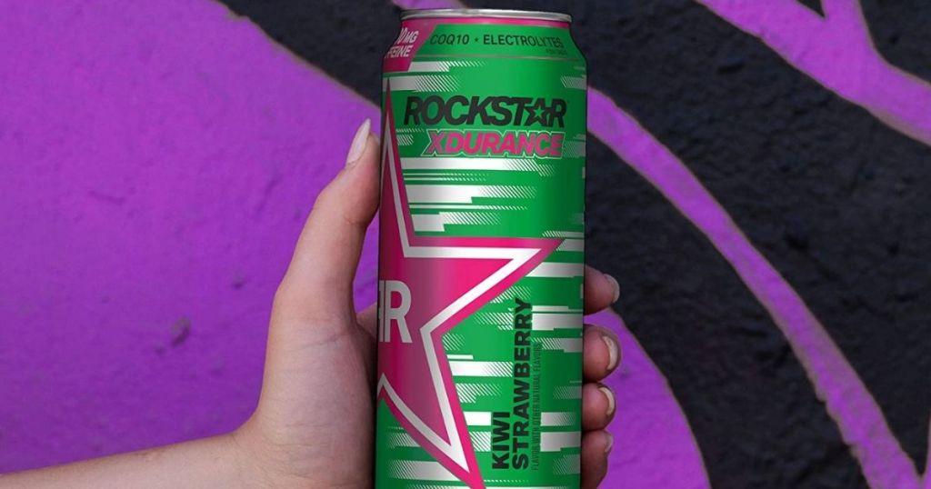 Kiwi Strawberry Rockstar