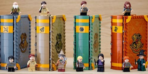 LEGO Harry Potter Classroom Moments Sets Only $23.99 on Amazon or Target.com (Regularly $30)