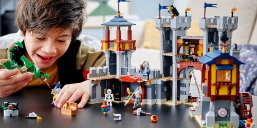 LEGO Medieval Castle 1426-Piece Building Set Only $79.99 Shipped for Costco Members