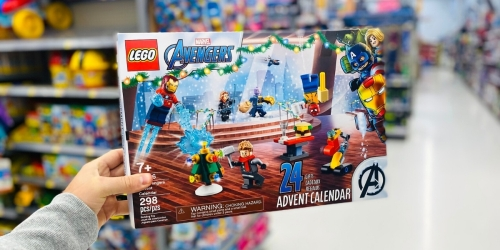 LEGO Marvel The Avengers Advent Calendar Just $39.95 at Walmart (In-Stores & Online) – New for 2021!